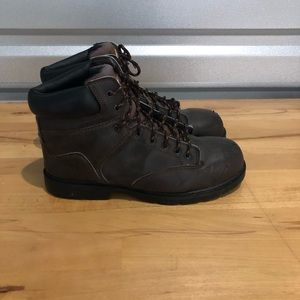 Brahma Steel Toe Work Boots